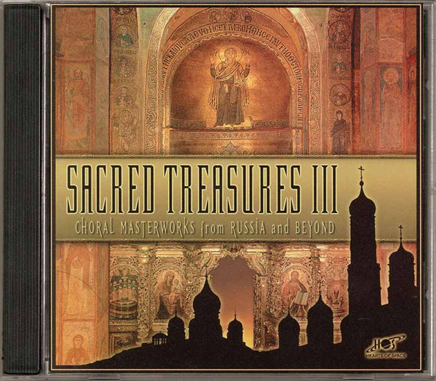 CD Sacred Treasures Vol 3