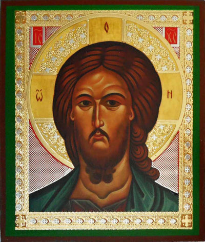 Christ portrait Russian