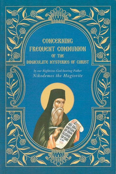 Concerning Frequent Communion