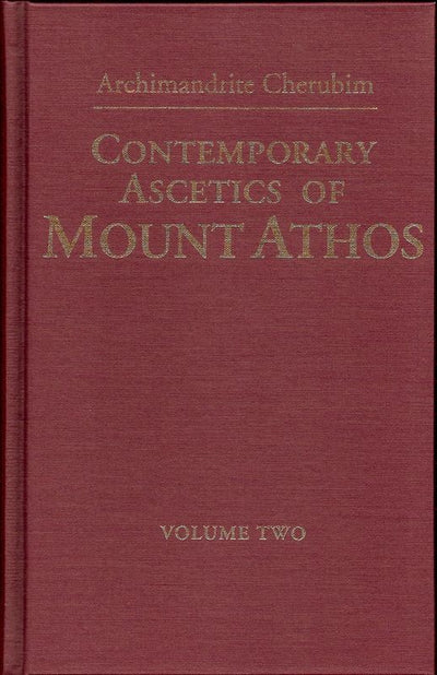 Contemporary Ascetics V 2 hardbound
