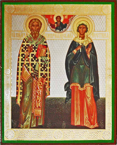 Cyprian and Justina Martyrs