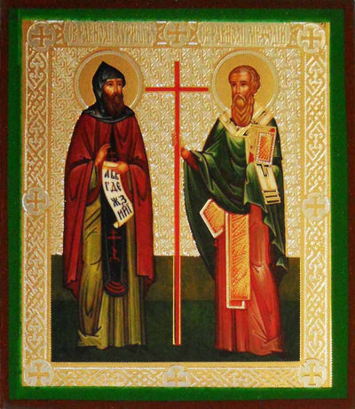Cyril and Methodius Saints