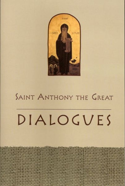 Dialogues Anthony the Great