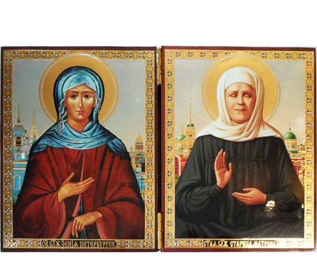 Xenia and Matrona DiptychWide006