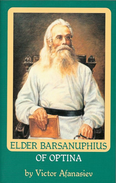 Elder Barsanuphius Optina