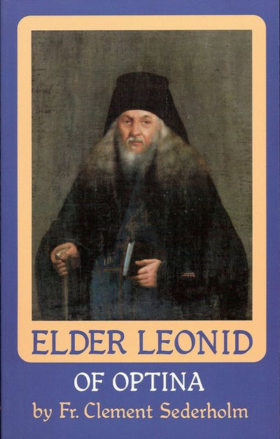 Elder Leonid of Optina