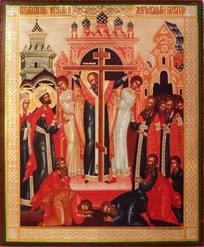 Exaltation of Cross