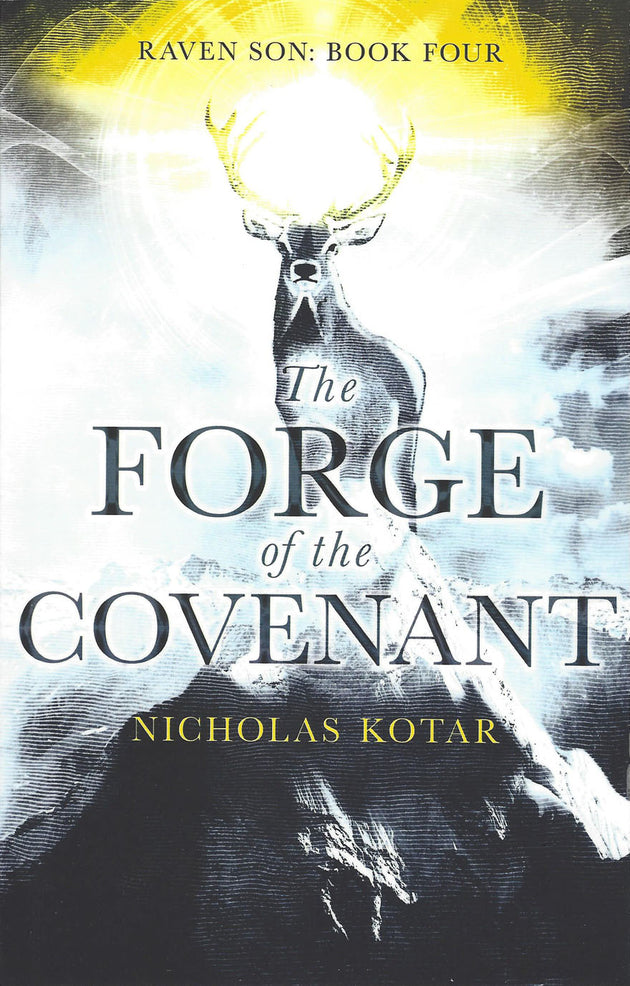 Forge of the Covenant Raven Son 4