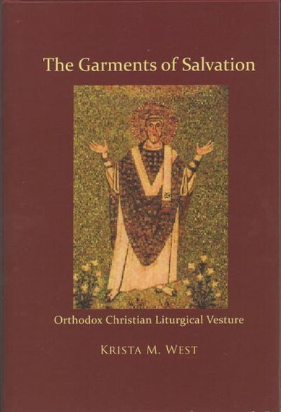 Garments of Salvation hardbound