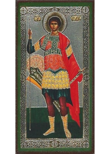 George Great Martyr full figure