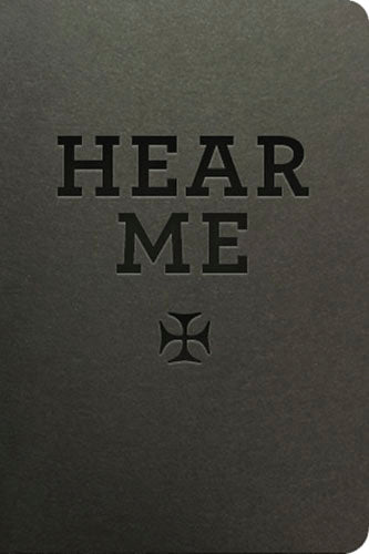 Hear Me Prayerbook