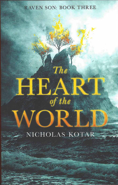 Heart of the World Nicholas Kotar