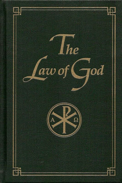 Law of God by Slobodskoy