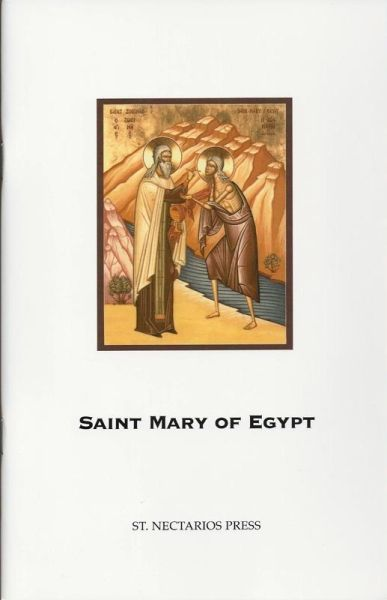 Life of Mary of Egypt