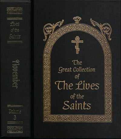 Lives of Saints Volume 3 November