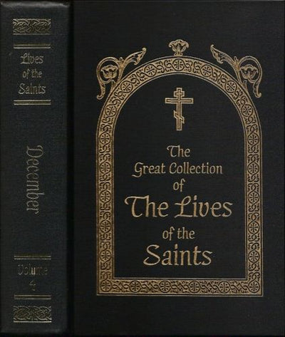 Lives of Saints Volume 4 December