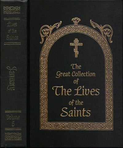 Lives of Saints Volume 5 January