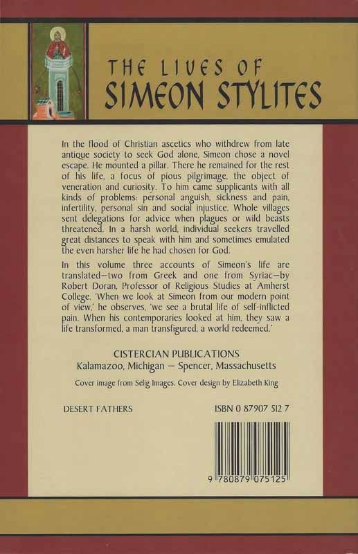 Lives of Simeon Stylites