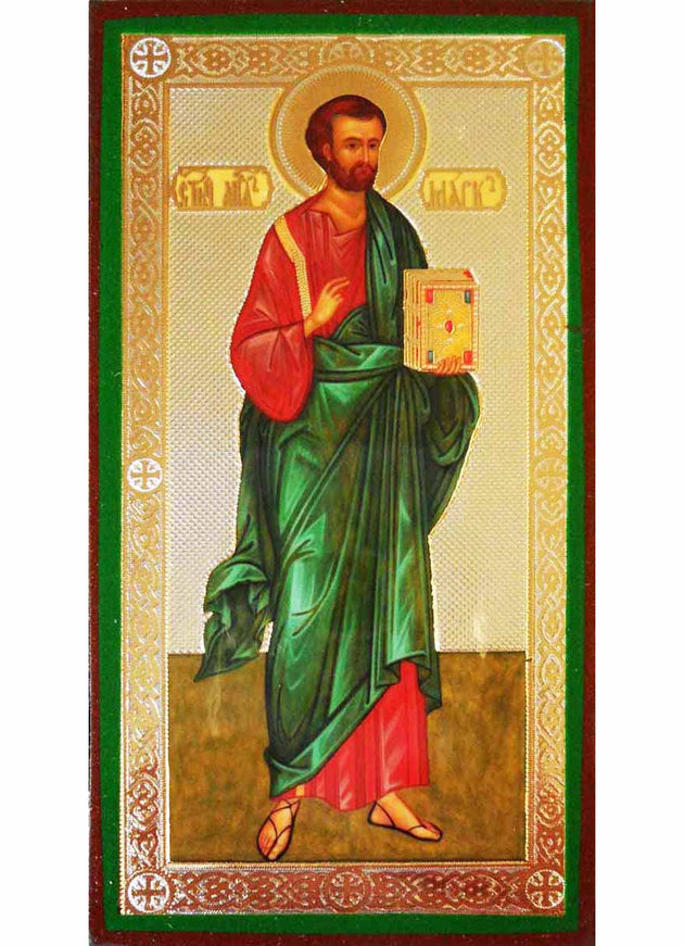 Mark Apostle full figure
