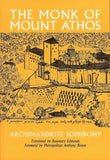Monk of Mount Athos Silouan
