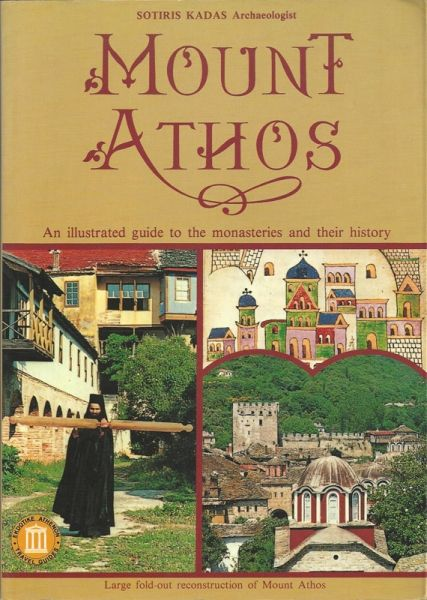 Mount Athos An Illustrated Guide