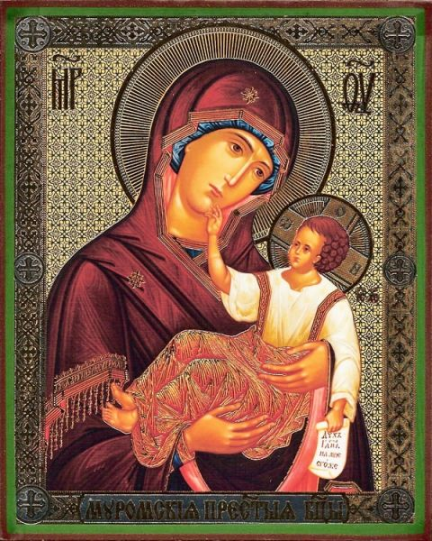 Muromskaya Mother of God