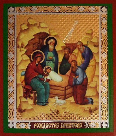Nativity of Christ western