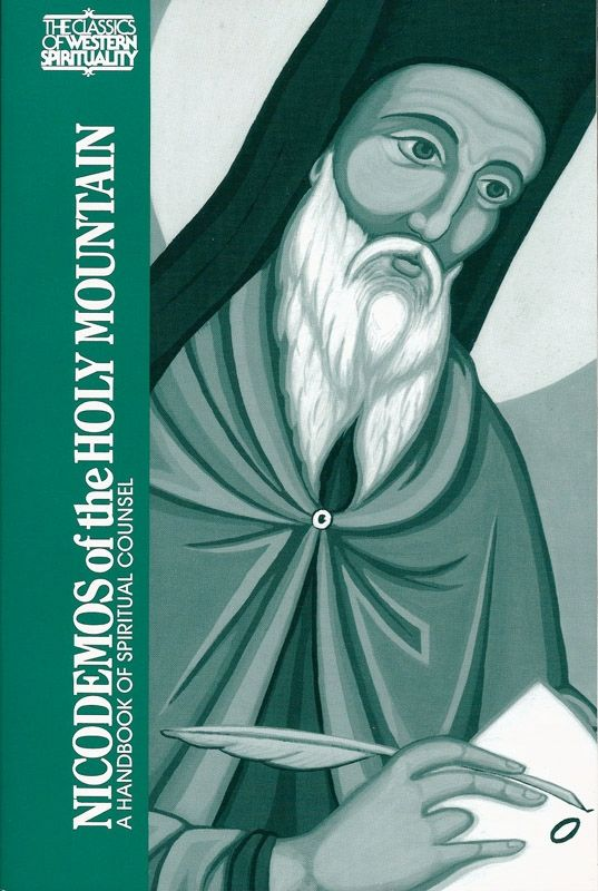 Nicodemos Holy Mountain Handbook Spiritual Counsel