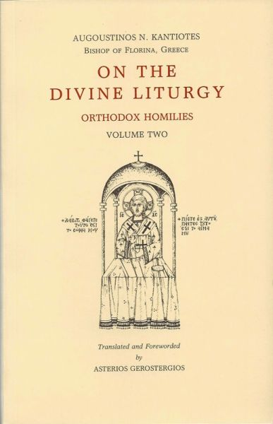 On the Divine Liturgy Vol 2