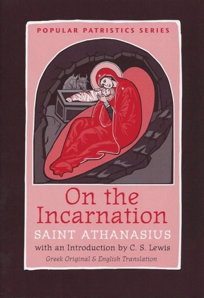 On the Incarnation Greek-Eng