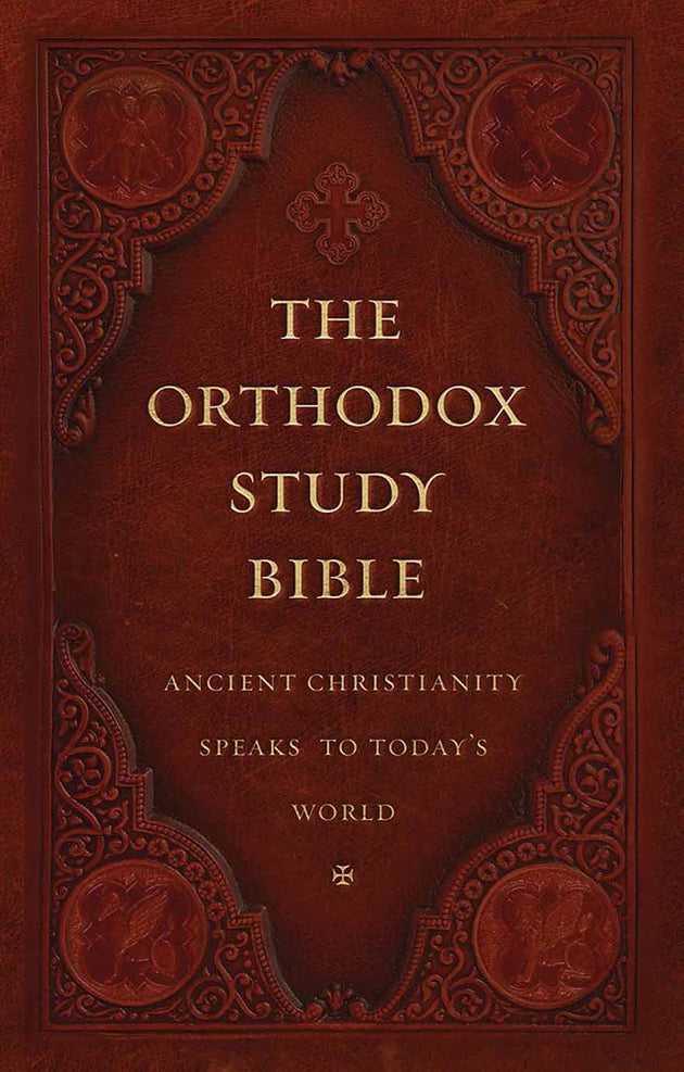 Orthodox Study Bible hardcover