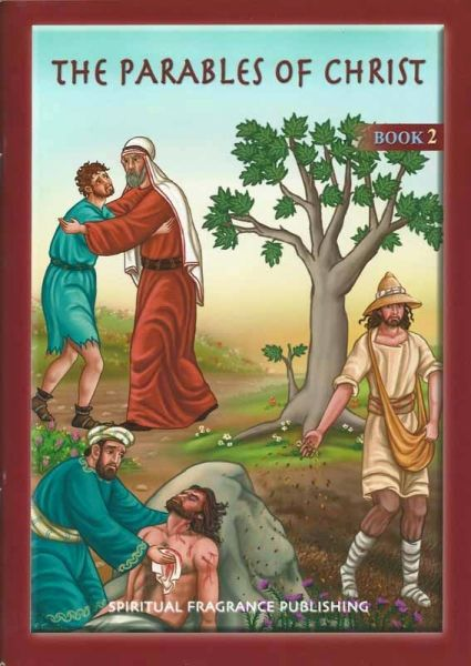 Parables of Christ Book 2