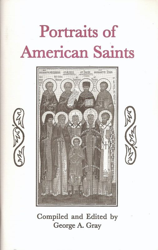 Portraits of American Saints