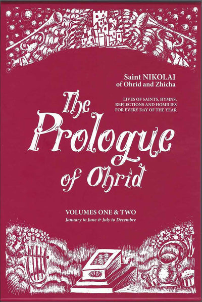 Prologue of Ohrid
