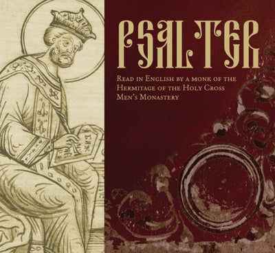 Psalter Read in English CDs