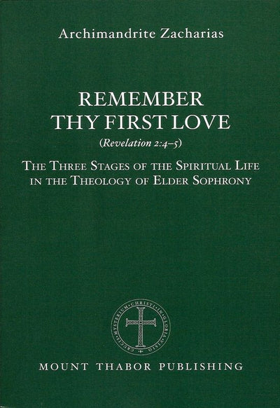 Remember Thy First Love