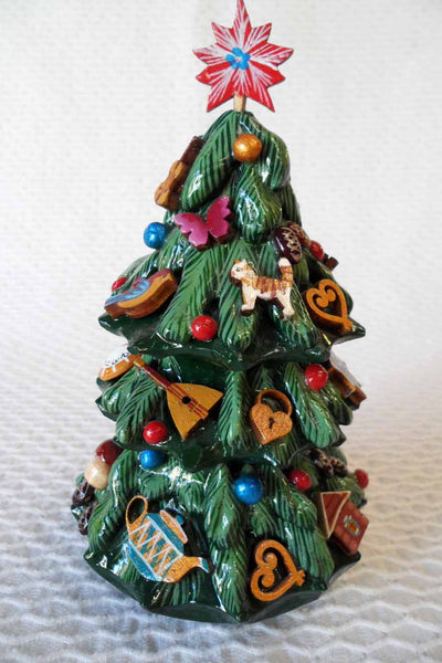 Rocking Christmas Tree