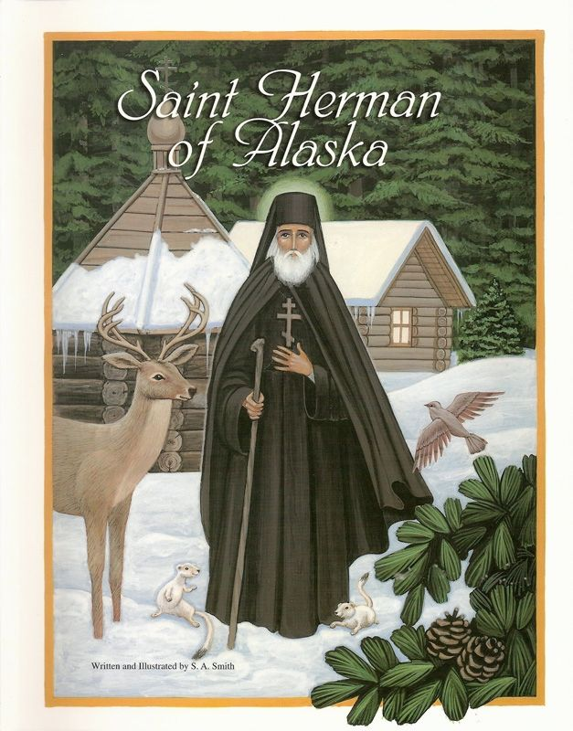 Saint Herman of Alaska