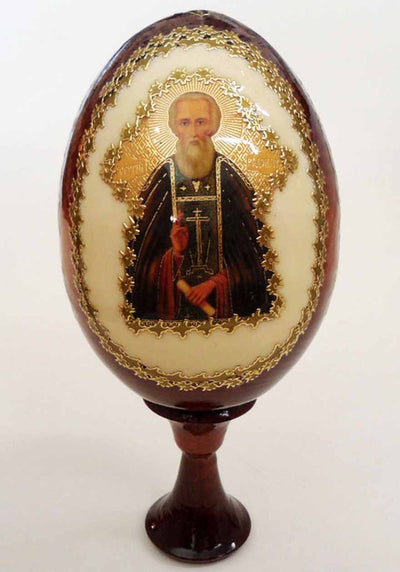 Sergius of Radonezh Egg 012