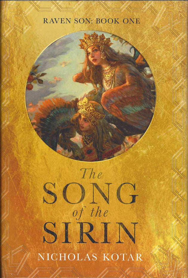 Song of the Sirin hardcover