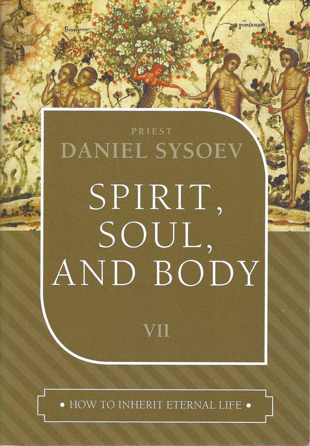 Spirit Soul and Body