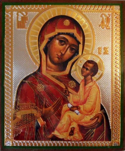 Tikhvin Mother of God