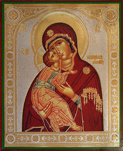 Vladimir Mother of God Russian