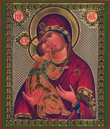 Vladimir Mother of God icon