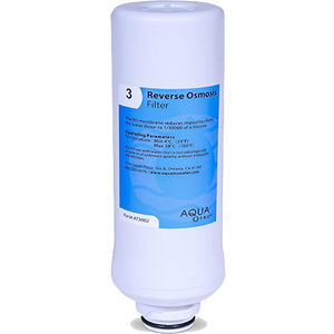 AquaTru R.O. Water Filter Refill