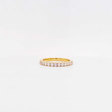 1/2 Carat Diamond Band - Half Band