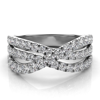 Diamond Fashion Ring in 14k