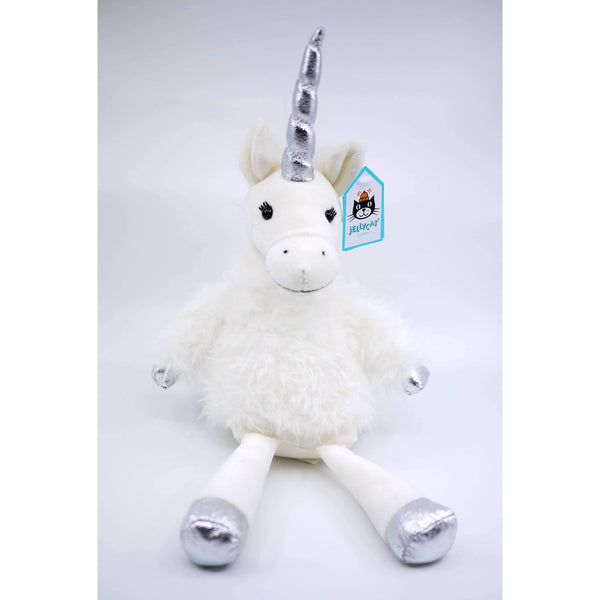 JELLYCAT PEARL UNICORN STUFFY, TOYS, Styles For Home Garden & Living, Styles For Home Garden & Living