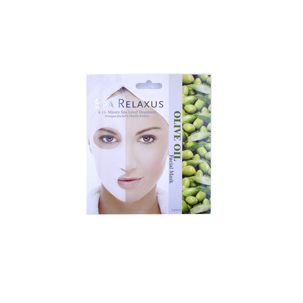 RELAXUS OLIVE OIL FACIAL MASK, HEALTH AND BEAUTY, Styles For Home Garden & Living, Styles For Home Garden & Living
