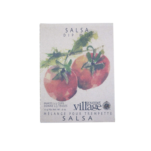 GOURMET VILLAGE SALSA SEASONING, FOOD, Styles For Home Garden & Living, Styles For Home Garden & Living